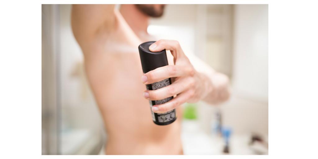 aluminiumklorid deodorant gegen Schweiß?