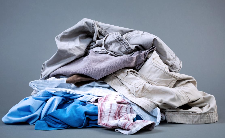 Kleidung waschen 2