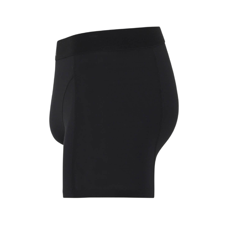Standard boxershorts schwarz seitenansicht 2