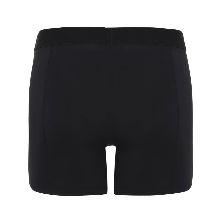 Standard boxershorts schwarz ansicht hinten