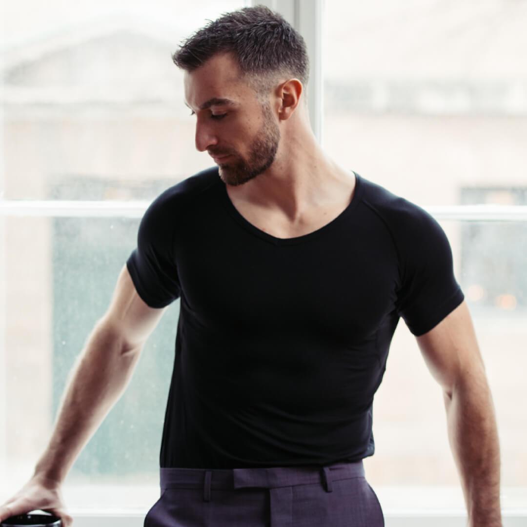 T Shirt Schweißgeruch