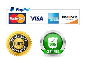 Zahlungsmöglichkeiten und Garantien 2